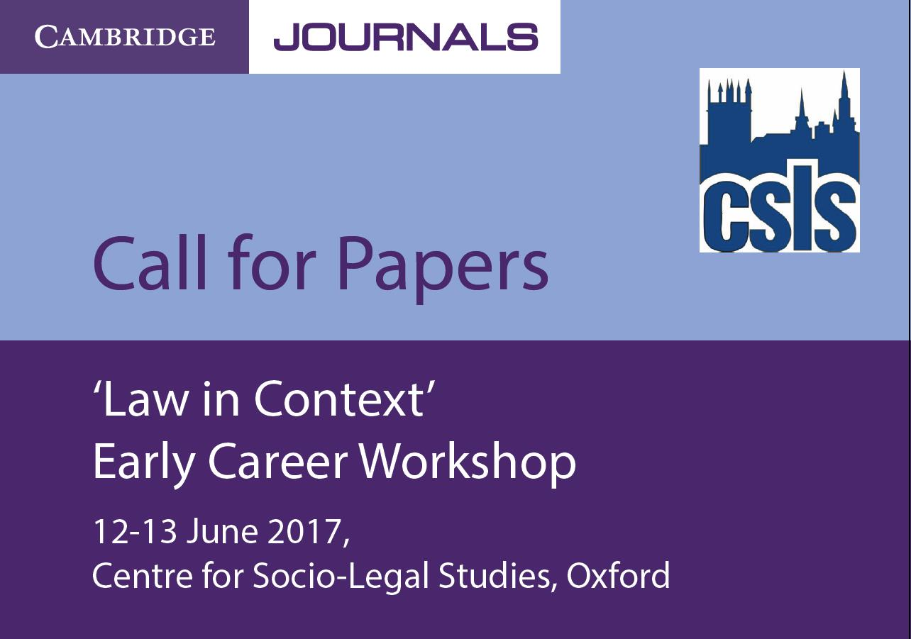 oxford legal research papers Working papers from oxford university centre for business taxation enter your keywords  legal and practical considerations.