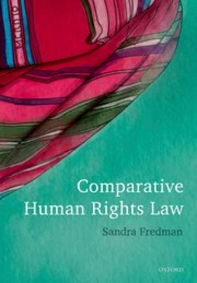 comparative human rights law book cover