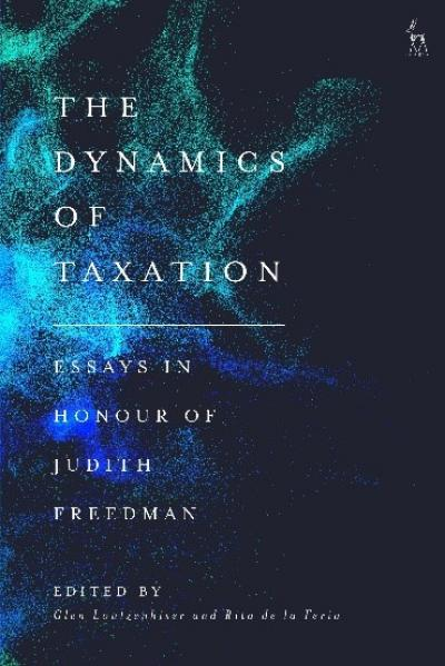 Dynamics of Taxation cover