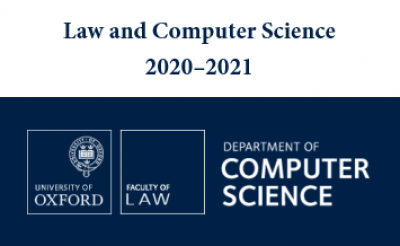 Law and Computer Science: 2020-2021
