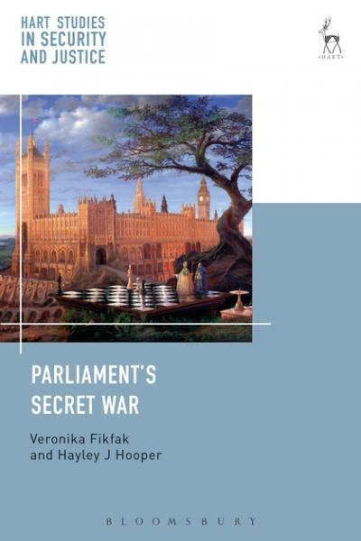 Parliament's Secret War book cover