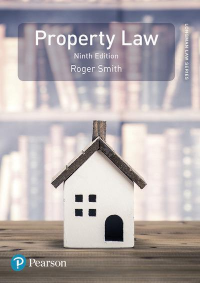 Cover of 'Property Law' by Roger Smith