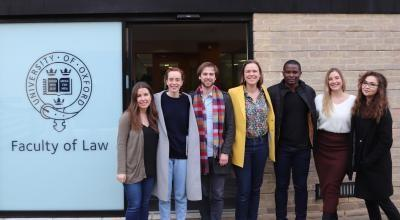 First cohort of Huntercombe students (2018/2019)