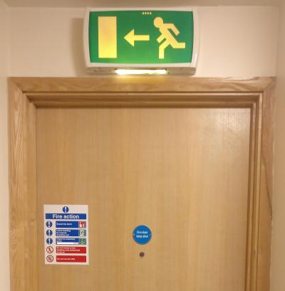 Generic Fire Door