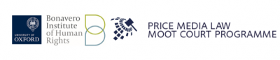 Logo of the Price Media Law Moot.