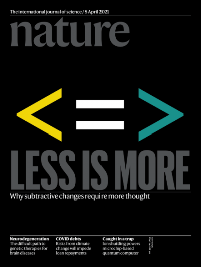 Nature: Less is More