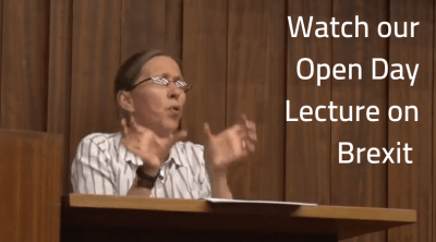 Open Day Lecture