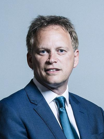 Conservative MP Grant Shapps