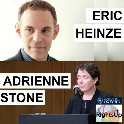 Adrienne Stone and Eric Heinze poster