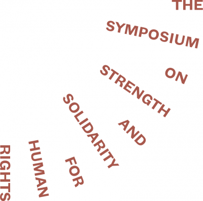 Symposium on Strength and Solidarity Logo