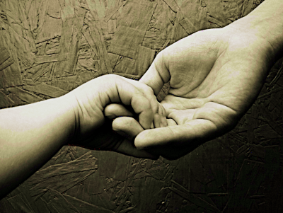 """The """"Hands"""" taken by Penny Matthews and obtained from Freeimages"""