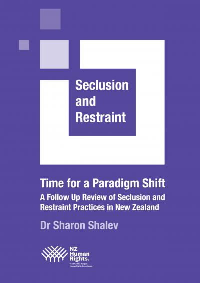 Time for a paradigm shift - cover