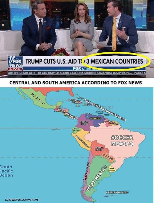 3 Mexican Countries\': When All Latin American Migrants ...