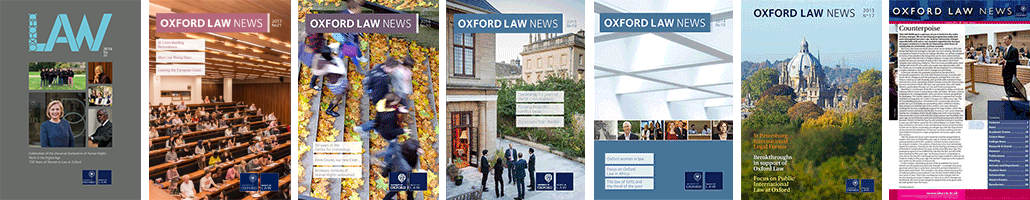 Law News Covers