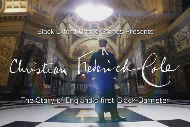 Christian Frederick Cole: England's first Black Barrister