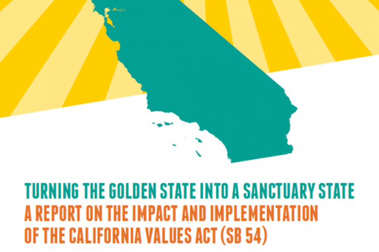 """a663a8c24 In October 2017, California Governor Jerry Brown signed into law the  """"California Values Act,"""" also known by its legislative bill number SB 54,  ..."""