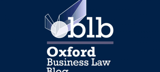 Oxford Business Law Blog