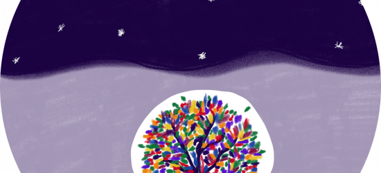 Queer Rural Connections tree image