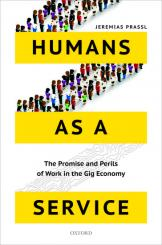 Humans as a Service cover