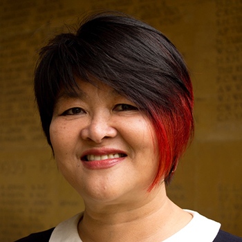 Photograph of Mindy Chen-Wishart