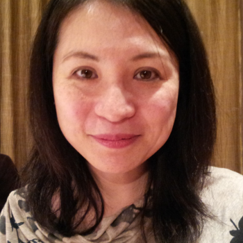 Photo of Dr Phoebe Li