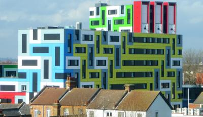Southend student accommodation building