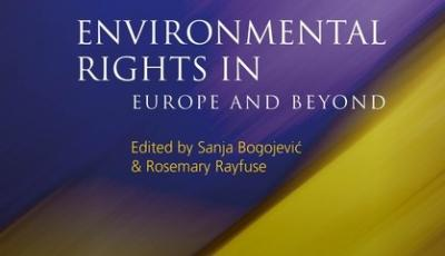 Book Cover - Environmental Rights