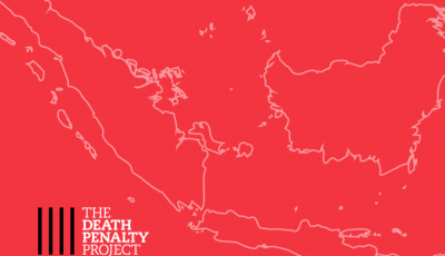 Cover of Death Penalty Project report in Indonesia, June 2021