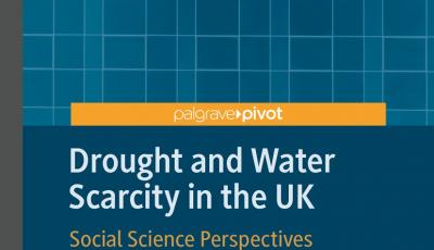 Book Cover Drought and Water Scarcity in the UK