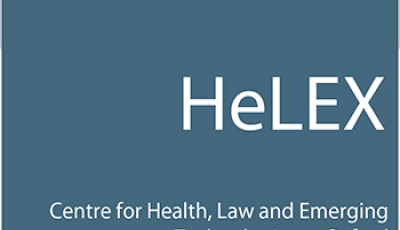 Helex Logo: Health, Law and Emerging Technologies (HeLEX)