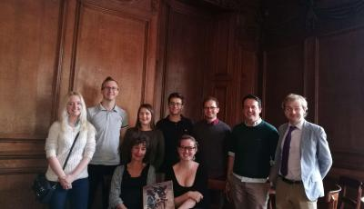 Members of the oxford human rights hub