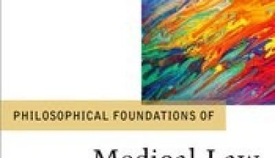 Philosophical Foundations of Medical Law cover