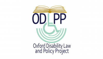 Oxford Disability Law and Policy Project Logo