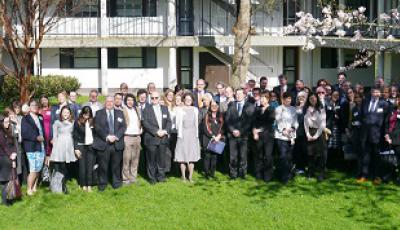 ADR Conference speakers and delegates