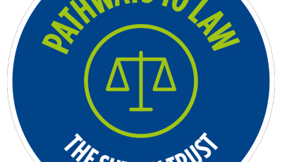 Pathways to Law logo