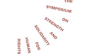 The Symposium on Strength and Solidarity for Human Rights
