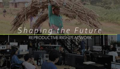 Shaping the Future: Reproductive Rights at Work