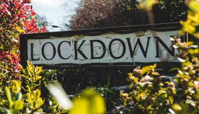 Lockdown street name
