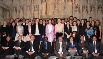 Photograph of Participants at the Seventh International Roman Law Moot Court Competition