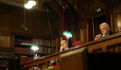 Mooting: What is it and why take part? | Oxford Law Faculty