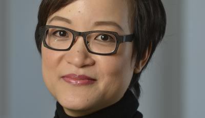 Photo of Ruth Chang who is Professor of Jurisprudence at the University of Oxford