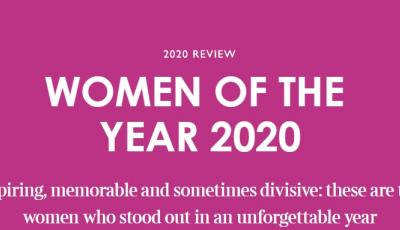 Times' 50 Women of the Year