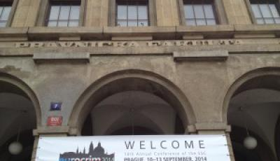 The 14th ESC Annual Conference in Prague